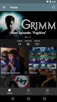 FANDOM for: Grimm poster