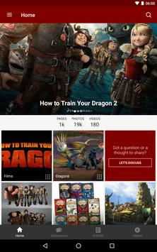 Fandom for train your dragon apk download free entertainment app fandom for train your dragon apk screenshot ccuart Images