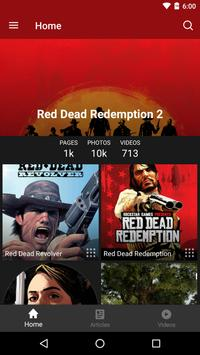 FANDOM for: Red Dead poster