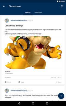 FANDOM for: Super Smash Bros. screenshot 11