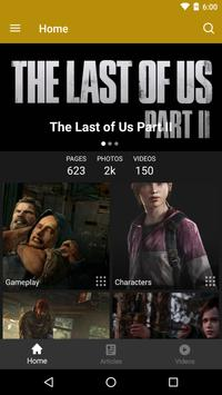 FANDOM for: The Last of Us poster