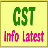 GST Info Latest icon