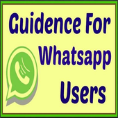Guidence For Whatsapp Users icon