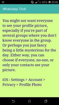 Guidence For Whatsapp Users apk screenshot
