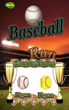 Baseball Run - Baseball Game apk screenshot