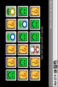 Mushroom House Guide Mario Wii apk screenshot