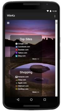 WiinKz Search apk screenshot