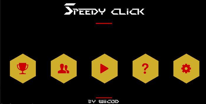 Speedy Click (Unreleased) screenshot 1