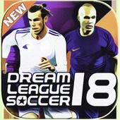 Coins For Dream League Soccer 2018 icono