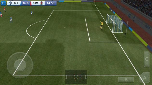 Coins For Dream League Soccer 2018 captura de pantalla 1