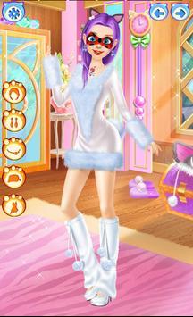 Ladibug Dress up salon screenshot 4