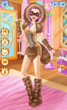Ladibug Dress up salon screenshot 6