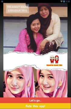 Photo Frame Ucapan Lebaran apk screenshot