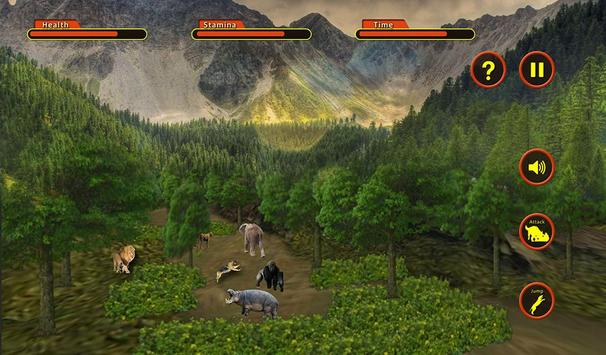 Wild Dog Raid:Animal Attack apk screenshot