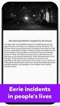 Scary Stories screenshot 1