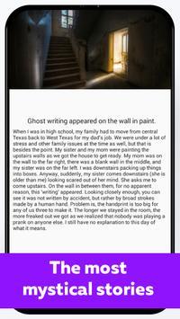 Scary Stories screenshot 2