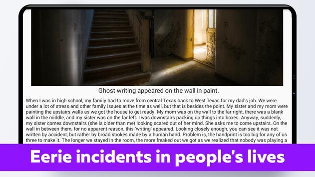 Scary Stories screenshot 4