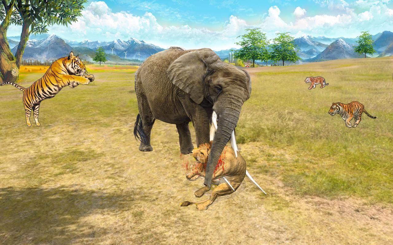 Tier Jagd Spiele