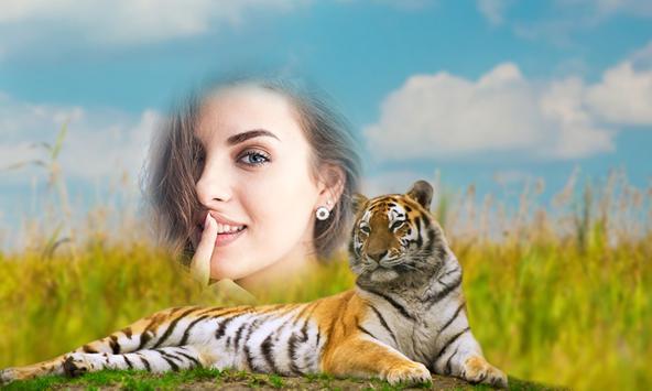 Wild Animal Photo Frames screenshot 11