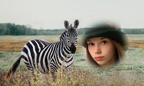 Wild Animal Photo Frames screenshot 13