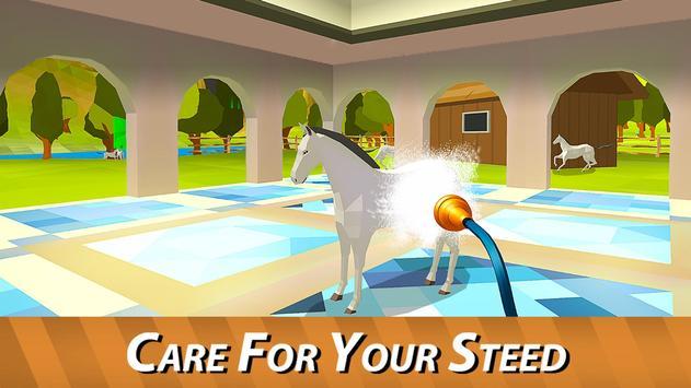 My Little Horse Farm - try a herd life simulator! screenshot 14