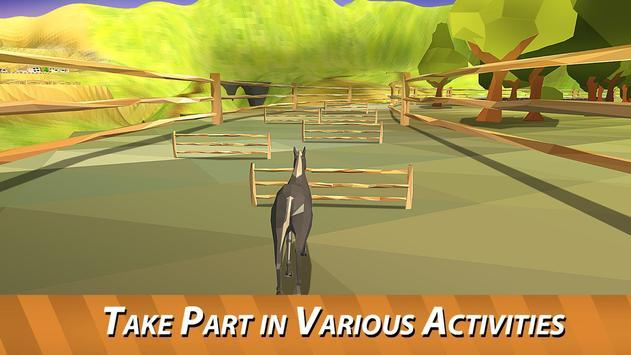 My Little Horse Farm - try a herd life simulator! screenshot 12
