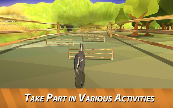 My Little Horse Farm - try a herd life simulator! screenshot 3
