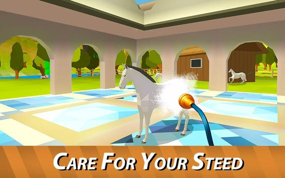My Little Horse Farm - try a herd life simulator! screenshot 4