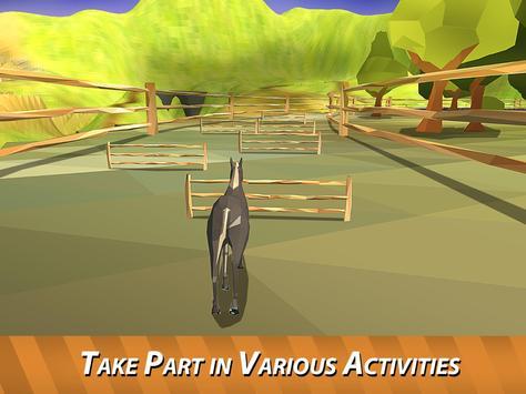 My Little Horse Farm - try a herd life simulator! screenshot 7