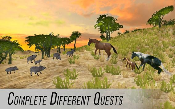 Arabian Horse Simulator apk screenshot
