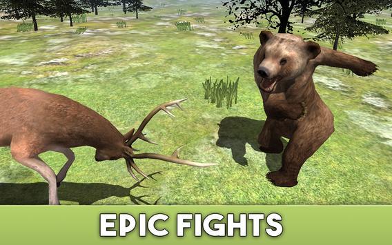 Wild Deer Simulator 3D apk screenshot
