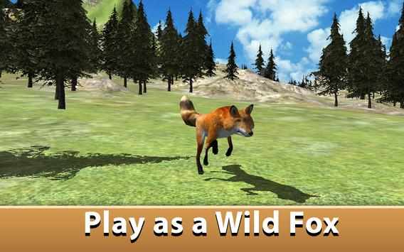 Wild Fox Simulator 2017 poster