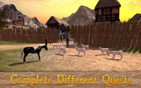 Family Horse Simulator apk screenshot