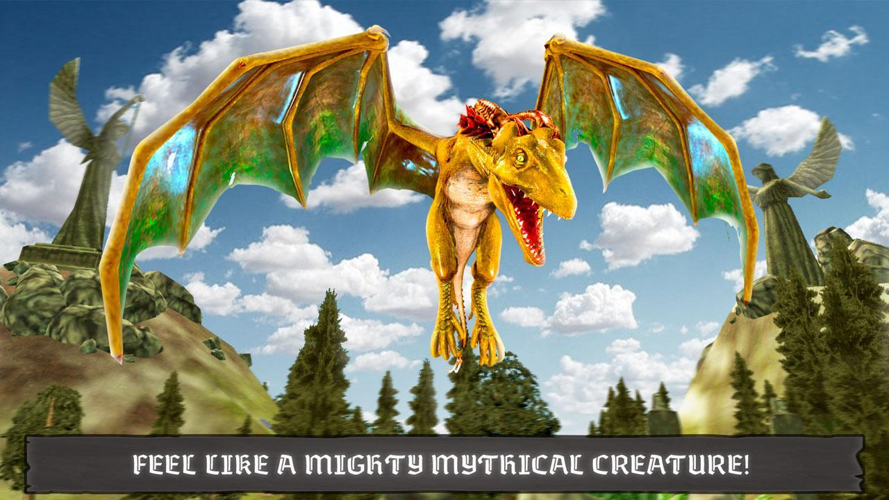 Wyvern Dragon Simulator 3d For Android Apk Download