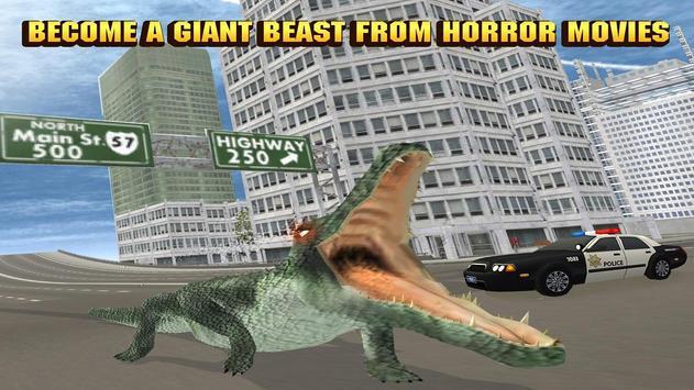 Crocodile City Attack Quest poster