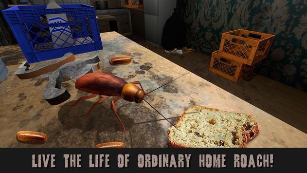 Cockroach Simulator poster