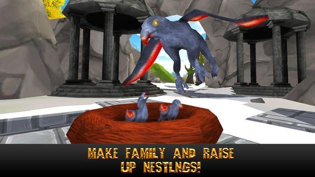 Flying Griffin Simulator 3D apk screenshot