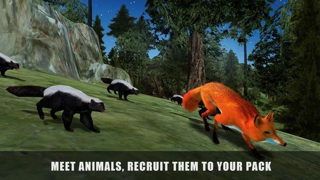 Hungry Honey Badger Simulator apk screenshot