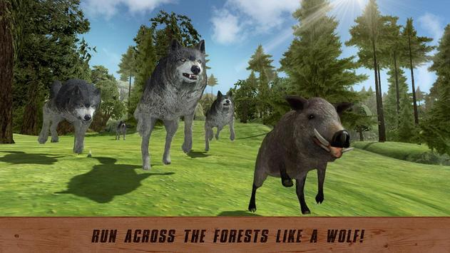 Wild Life: Wolf Quest poster