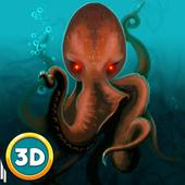 Octopus Simulator: Sea Monster icon
