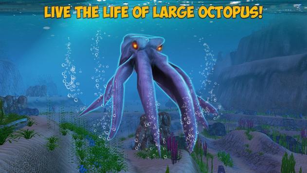 Octopus Simulator: Sea Monster poster