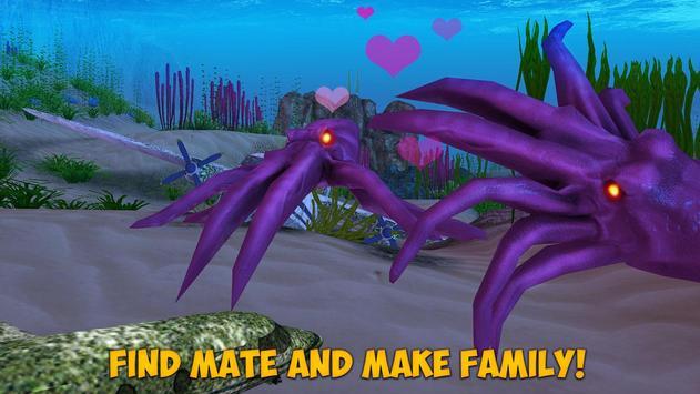Octopus Simulator: Sea Monster apk screenshot