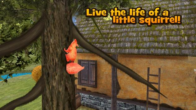 Forest Squirrel Simulator 3D apk screenshot