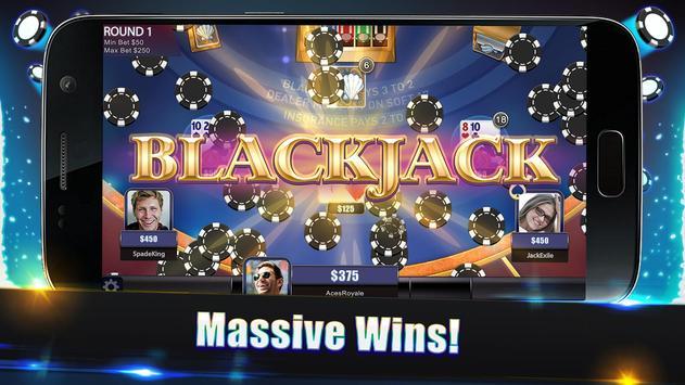 Blackjack screenshot 14