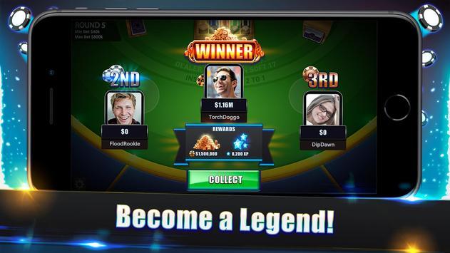 Blackjack screenshot 15