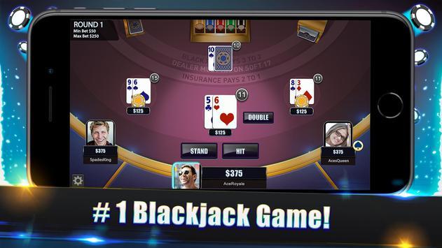 Blackjack screenshot 7