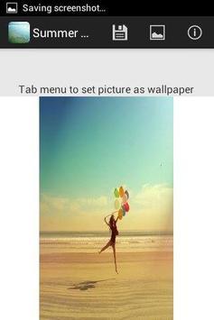 Summer Wallpaper HD apk screenshot