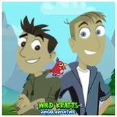 Super krats kid wild world adventure icon