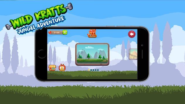 Super krats kid wild world adventure screenshot 3