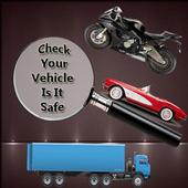 Online Vehicle Verification System icon